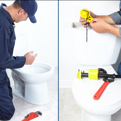 toilet repair replacement